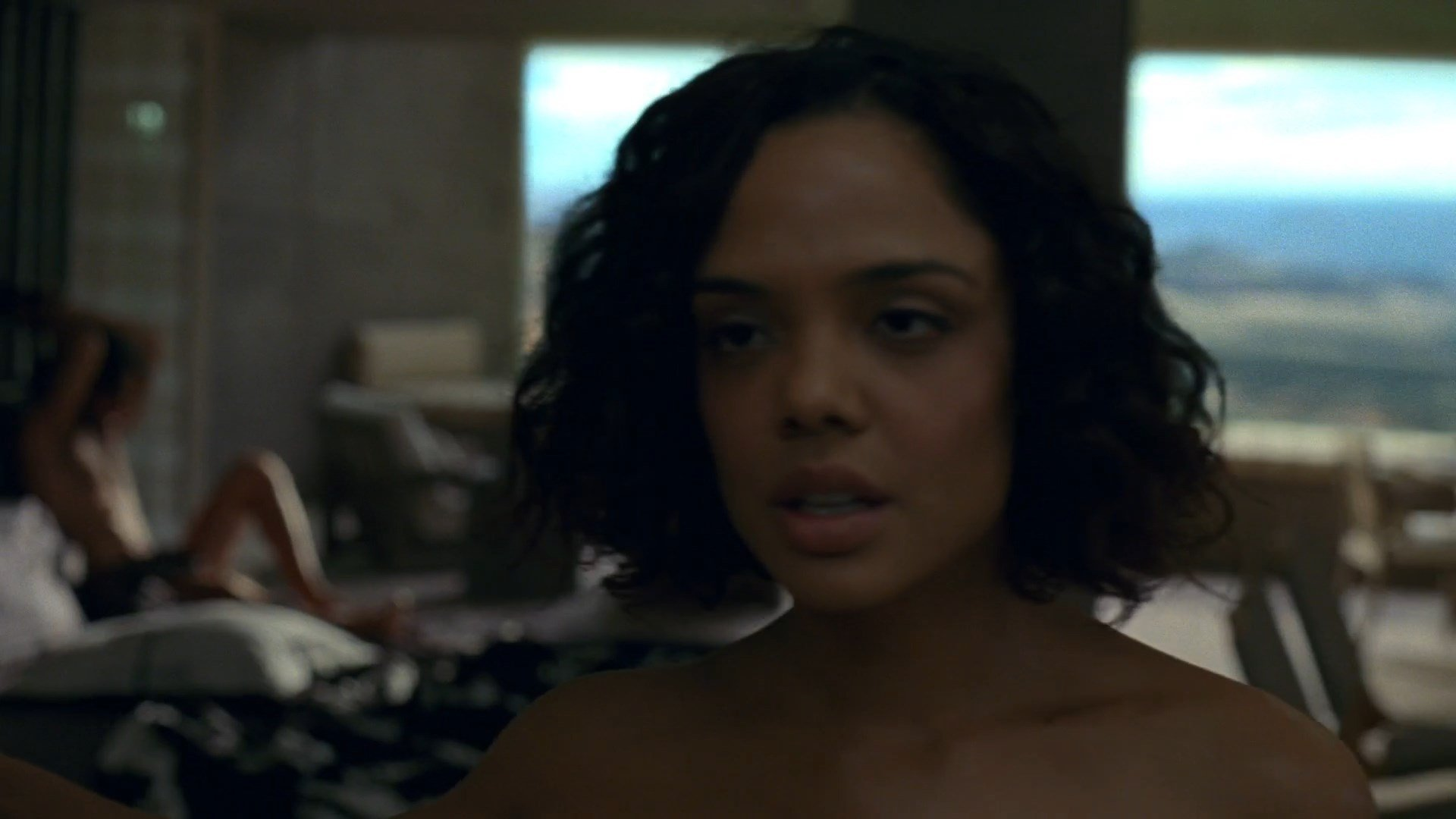 tessa thompson nude