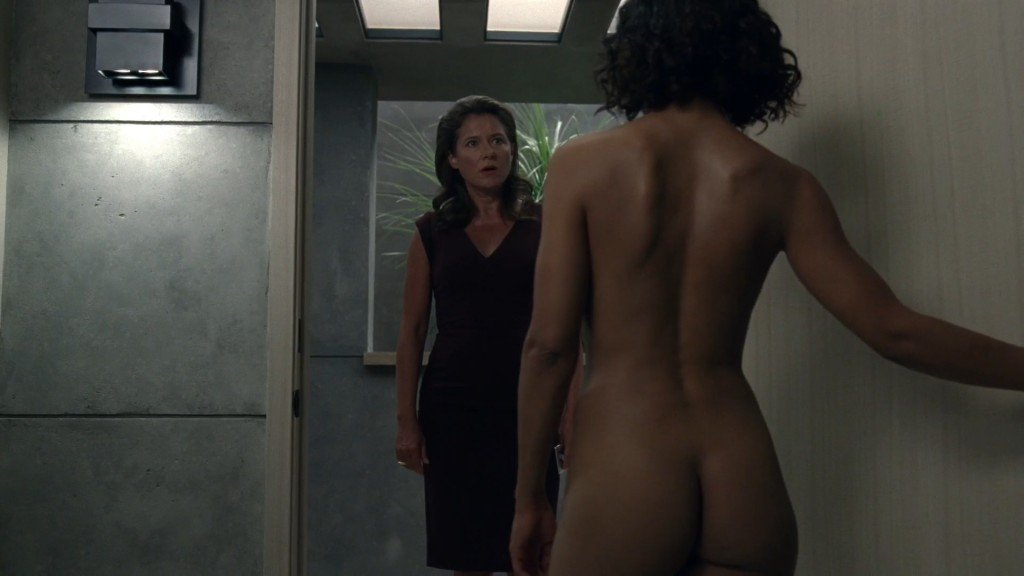 Tessa Thompson Nude 2