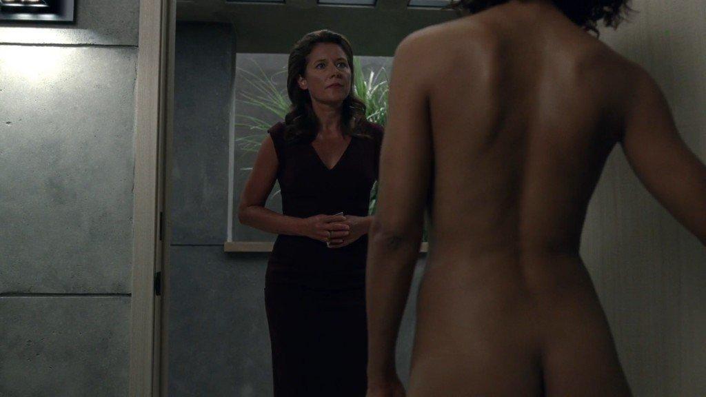 Tessa Thompson Nude – Westworld (2016) s01e07 – HD 1080p
