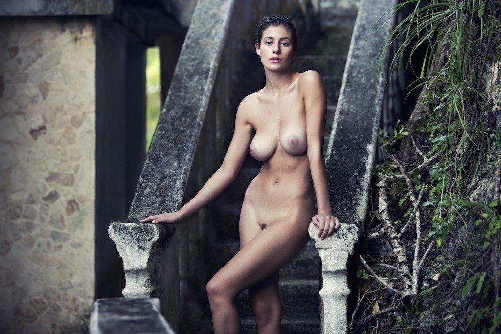 Alejandra Guilmant Naked (1 New Photo)