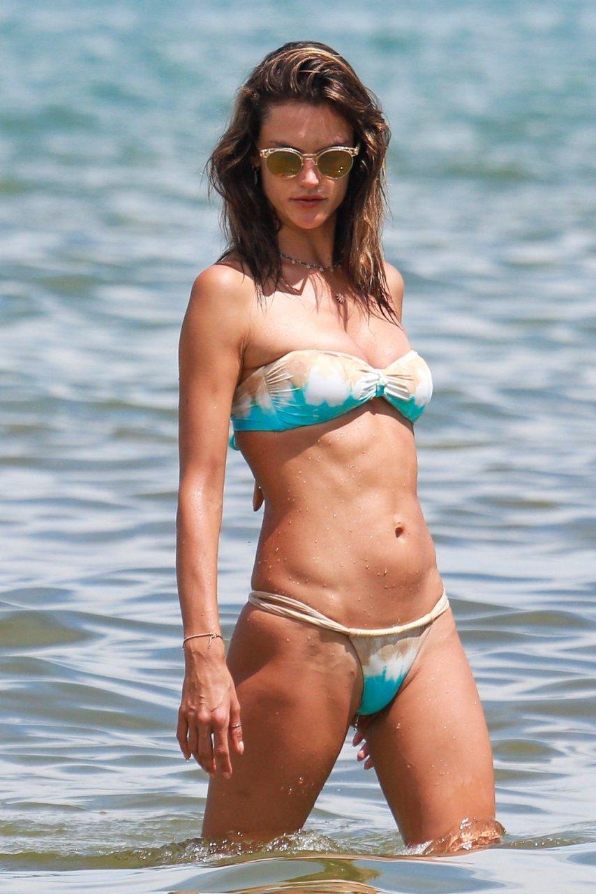 Alessandra ambrosio free nude pics Video! Shame