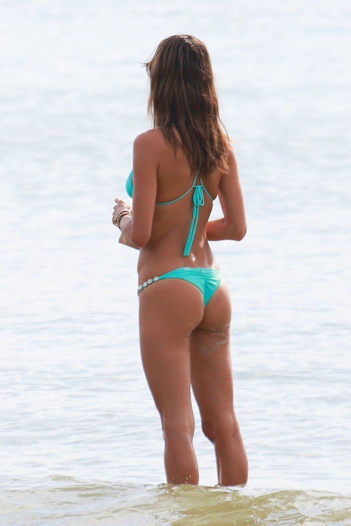 Alessandra Ambrosio Sexy thefappening.so 100