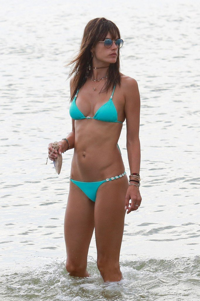 Alessandra Ambrosio Sexy thefappening.so 79