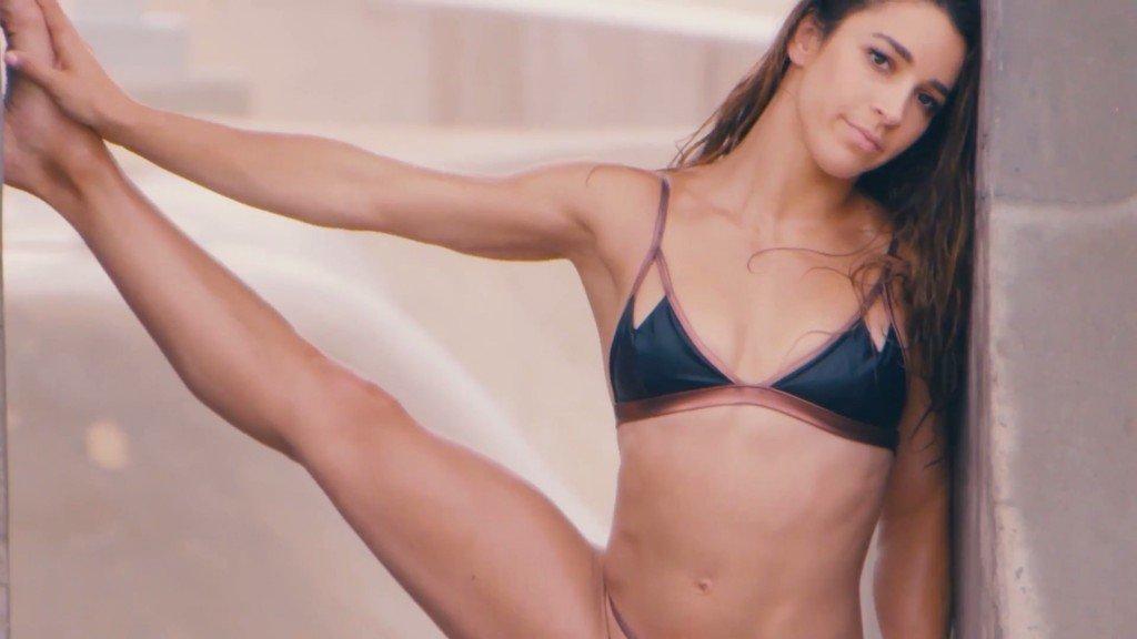 Aly Raisman Sexy (11 Photos + Video)