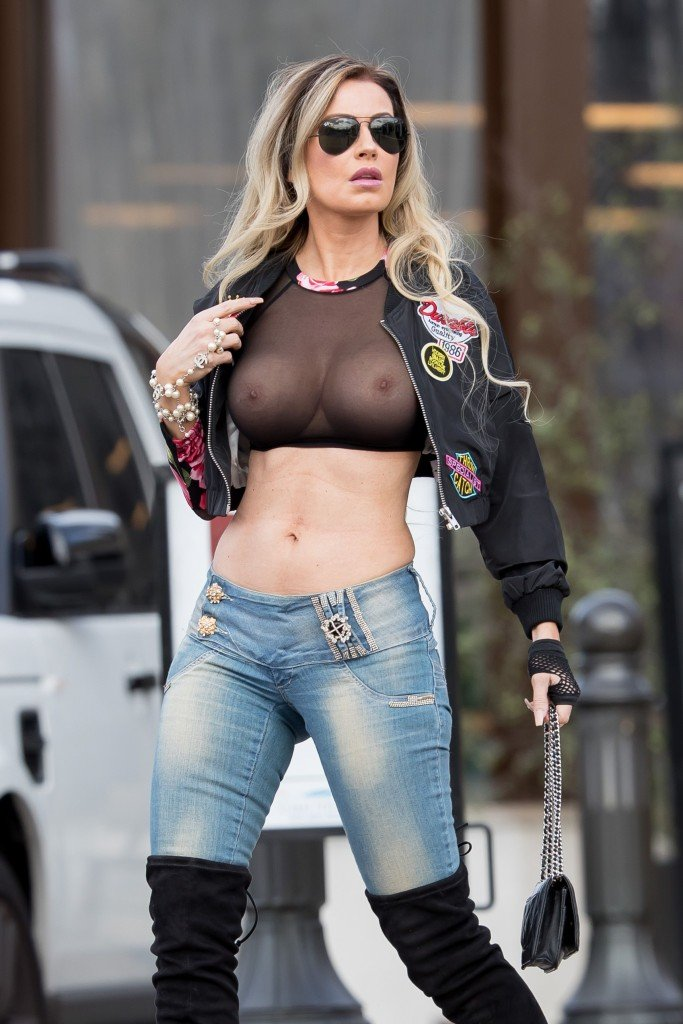Ana Braga See Through 1 thefappening.so