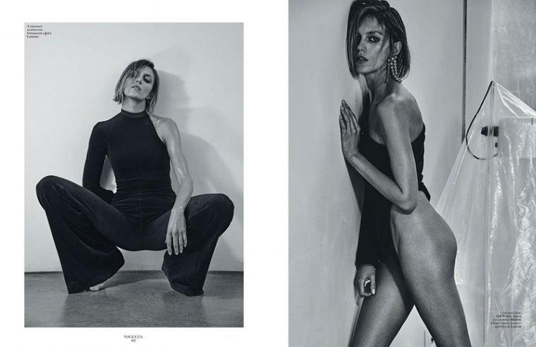 Anja Rubik Sexy & Topless (26 Photos)