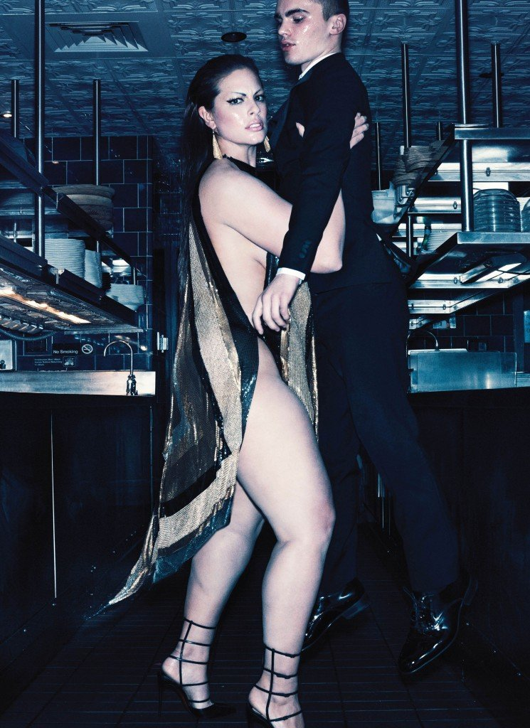 Ashley Graham's Butt (10 Photos)