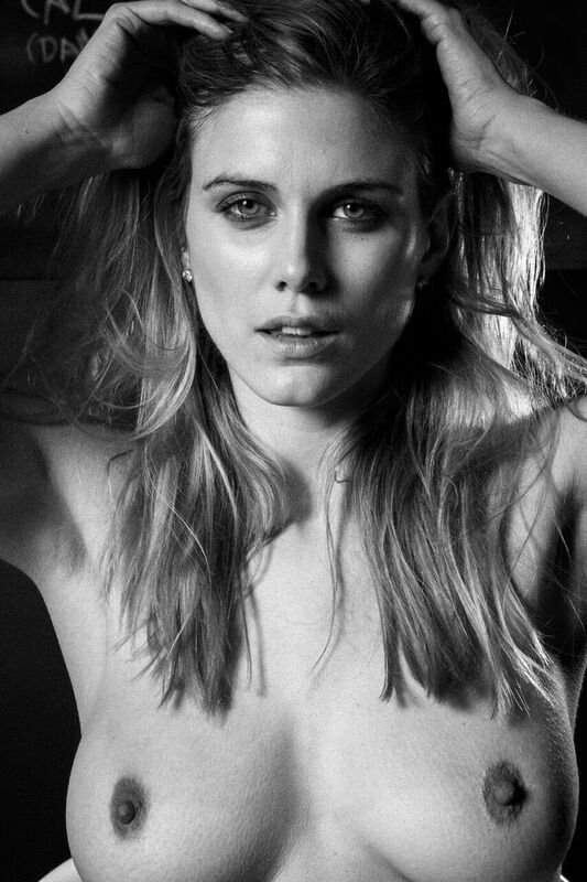 Ashley James Topless thefappening.so 7