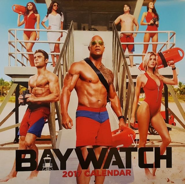 Baywatch 2017 Calendar thefappening.so 1
