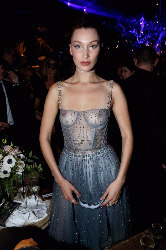 Bella Hadid See Through 1 thefappening.so