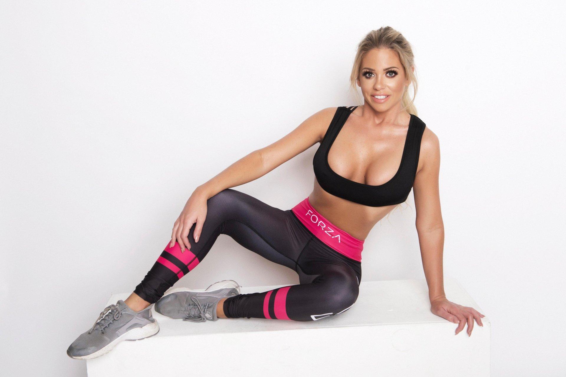 Bianca Gascoigne Sexy Pics 36