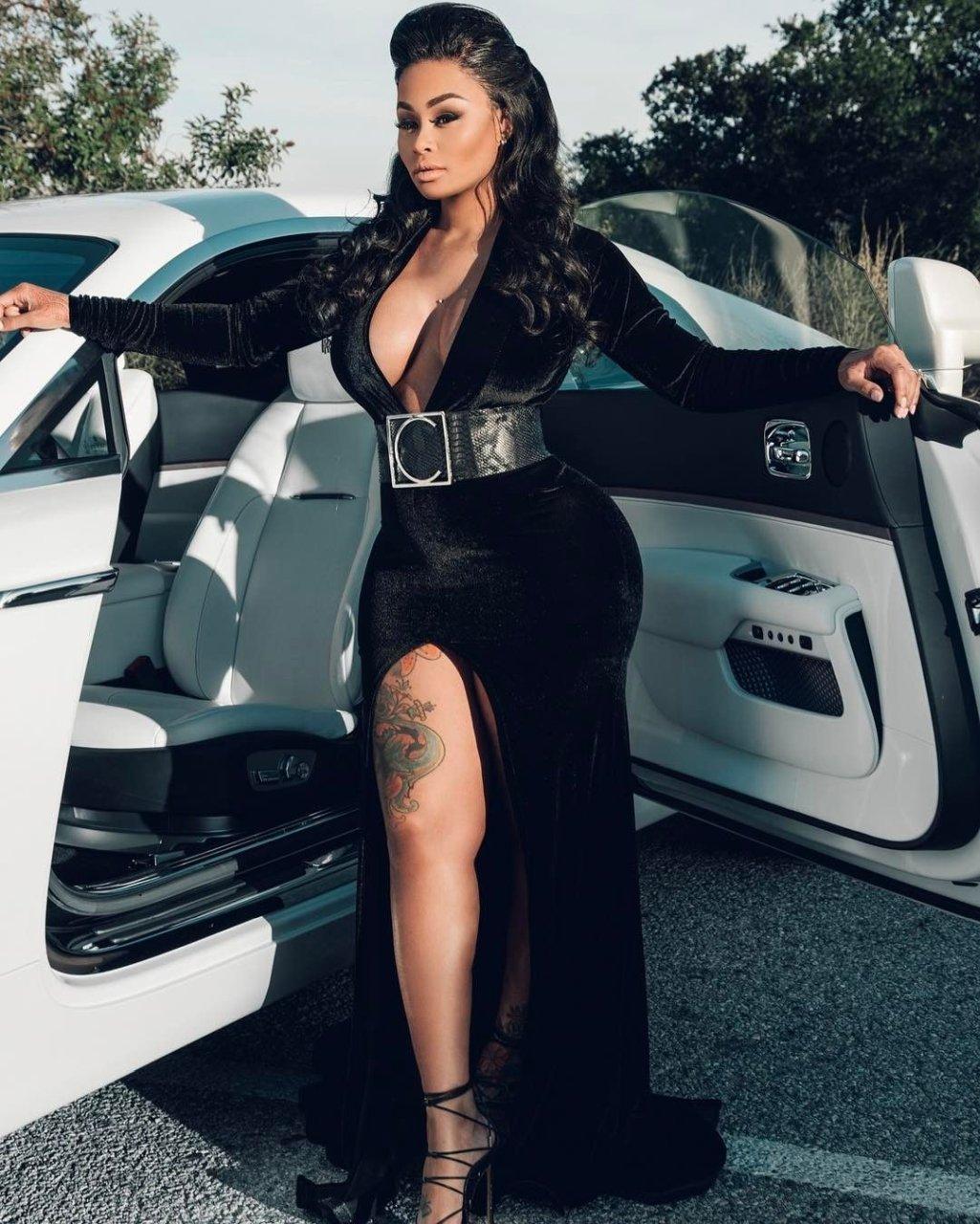 Blac Chyna Sexy - 7 Photos - 2019 year