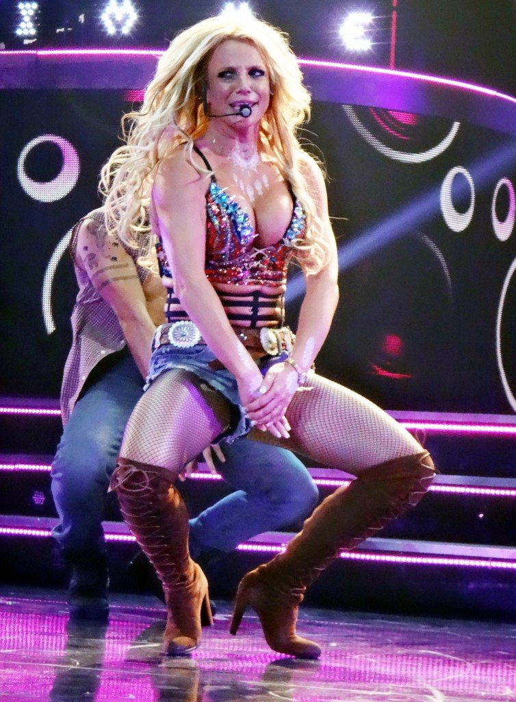 Britney Spears Sexy 35