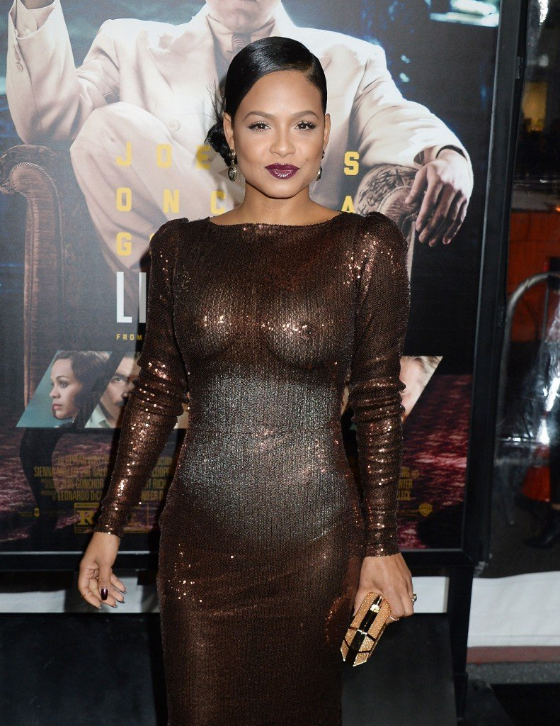 Christina Milian See Through thefappening.so 8