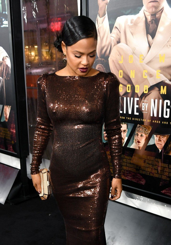 Christina Milian See Through thefappening.so 9