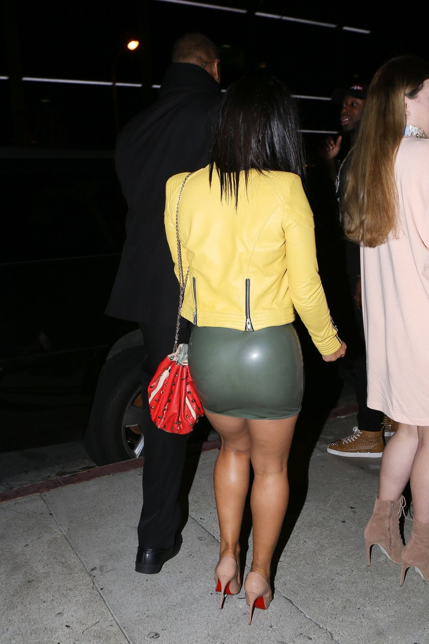 christina milian hot latex