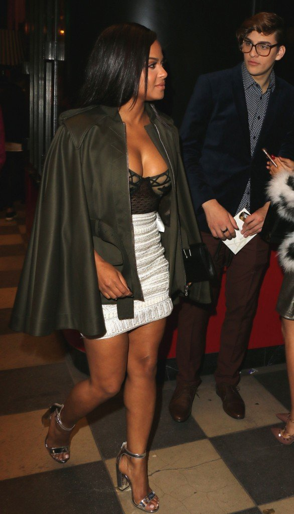 Christina Milian Sexy thefappening.so 15