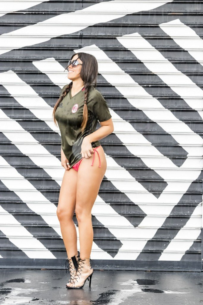 Claudia Romani Sexy (13 Photos)