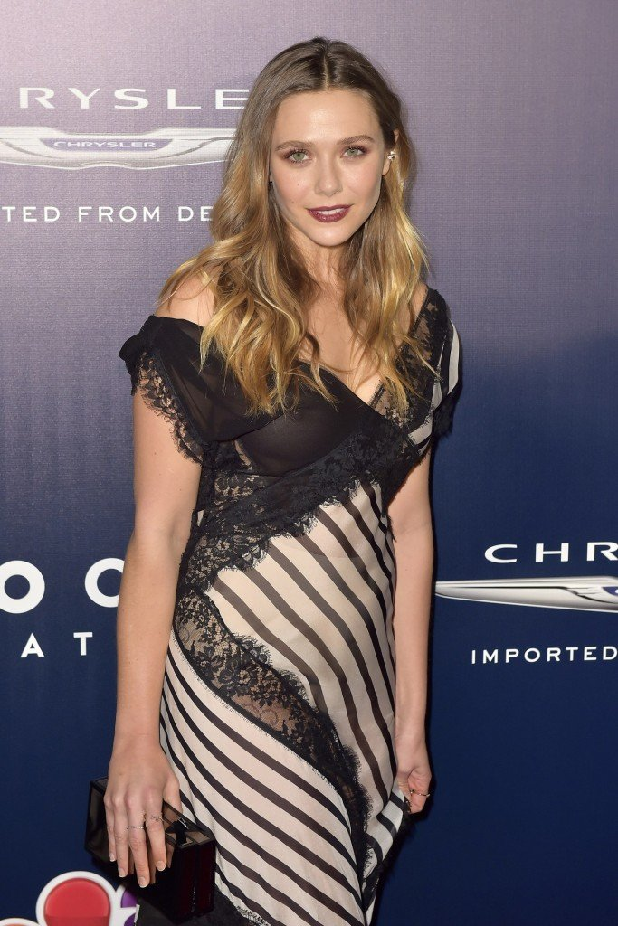 Elizabeth Olsen See Through (6 Photos)