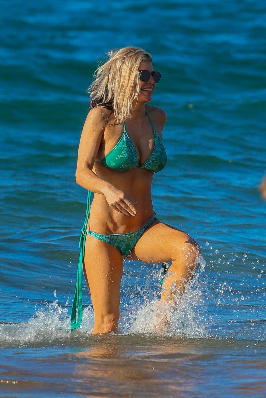 Fergie bikini