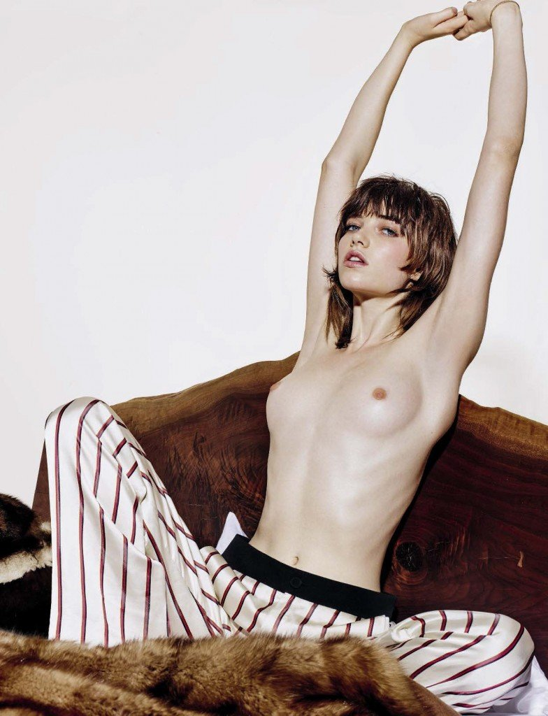 Grace Hartzel Topless thefappening.so 1