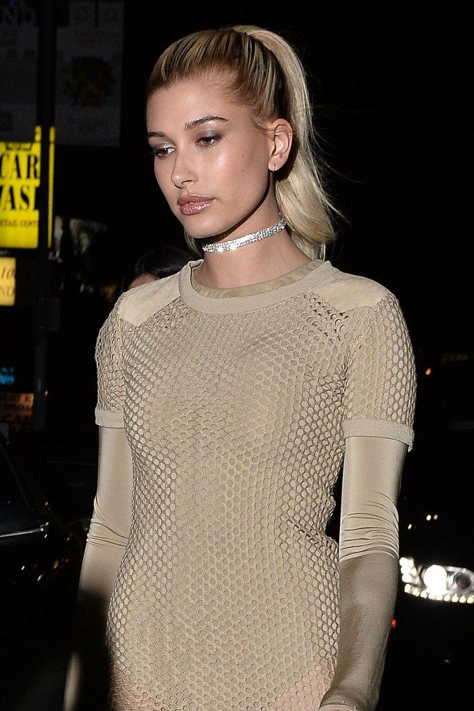 Hailey Baldwin Sexy thefappening.so 6