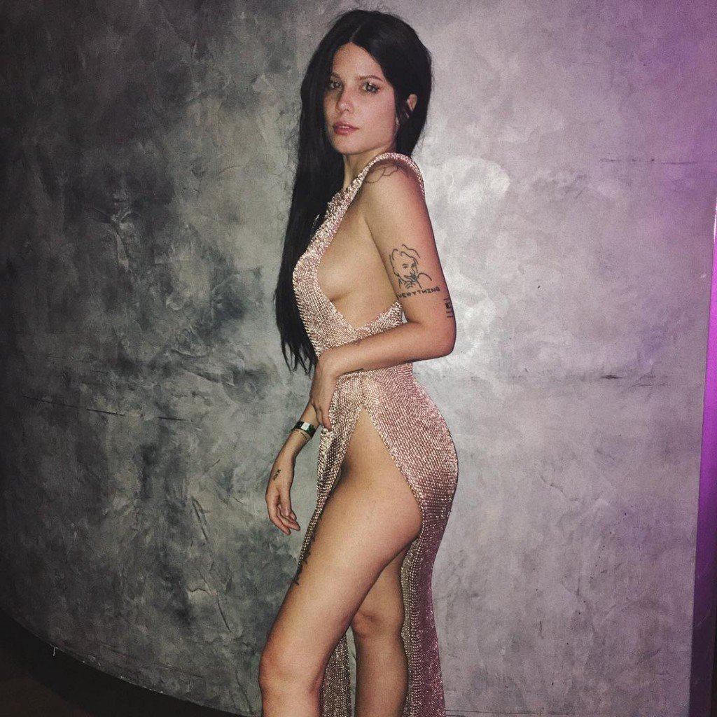 Halsey Sexy thefappening.so 2