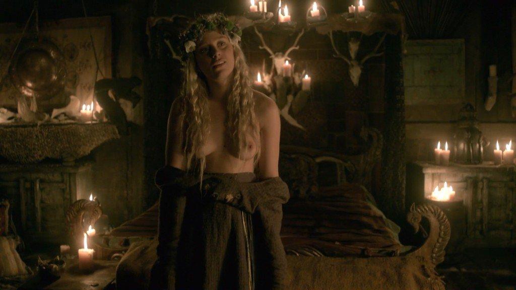 Ida Nielsen, Josefin Asplund Nude – Vikings (2017) s04e18 – HD 1080p