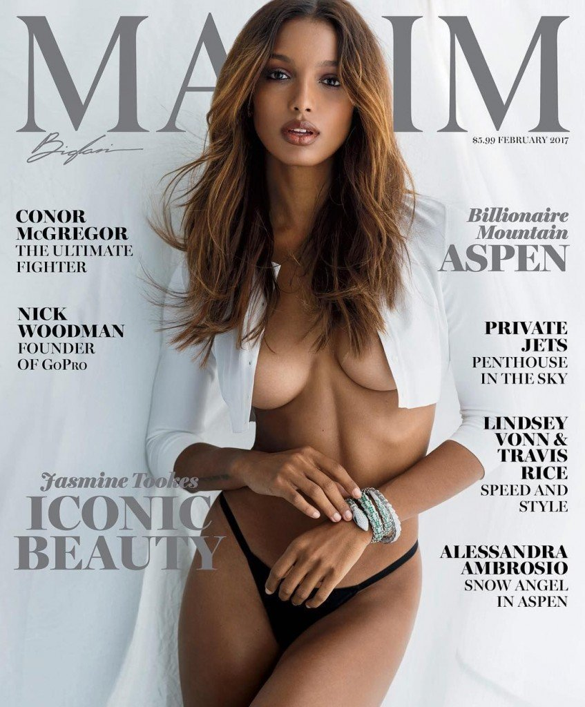 Jasmine Tookes Sexy (4 Photos)