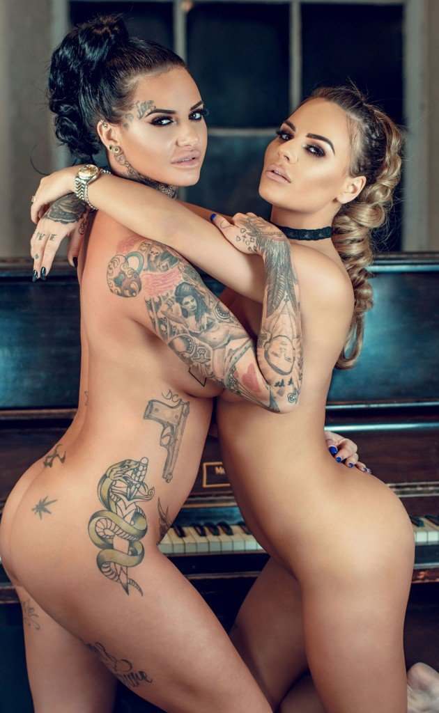 Jemma Lucy - Chantelle Connelly naked thefappening.so 2