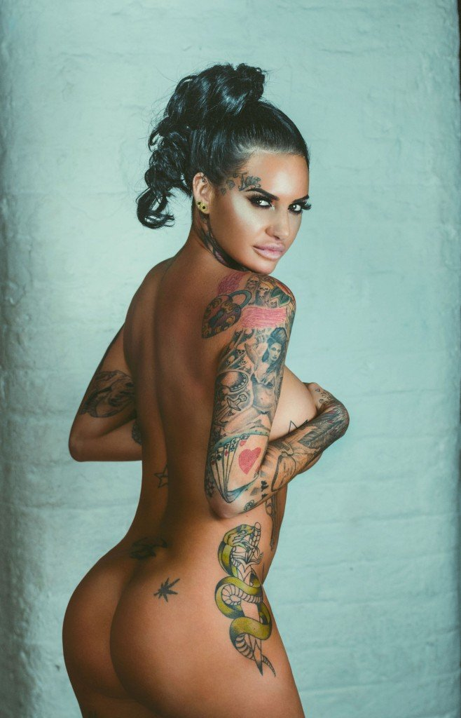Jemma Lucy - Chantelle Connelly naked thefappening.so 9