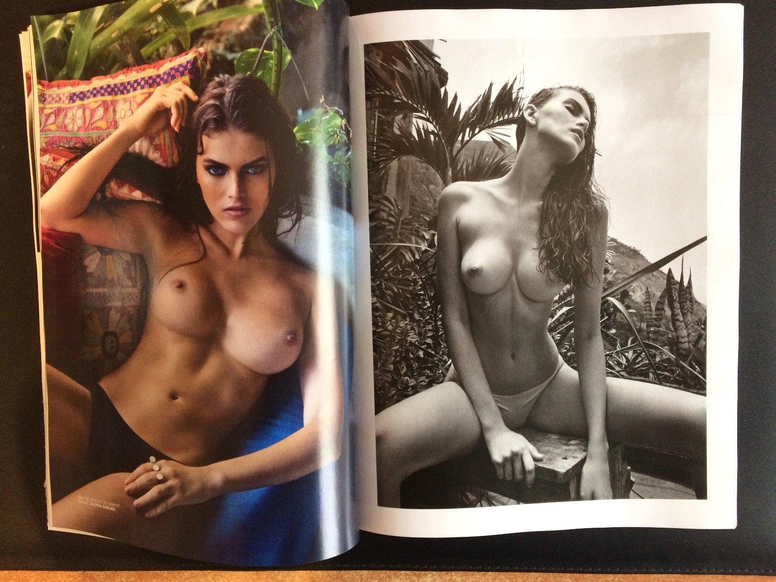 Kamila hansen topless - 2019 year