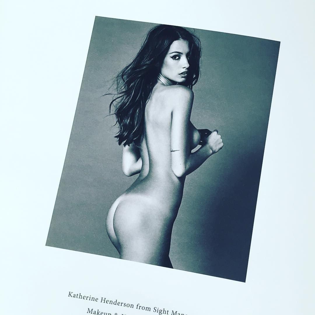 Katherine mayer nude