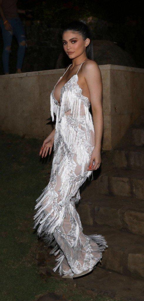 Kylie Jenner Kim Kardashian Sexy 8