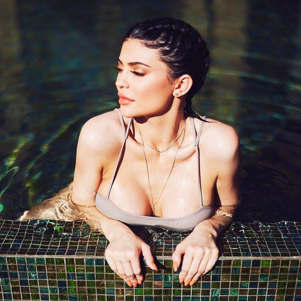 Kylie Jenner Sexy thefappening.so 1