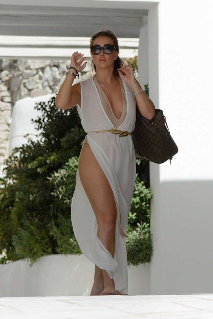 Lauryn Goodman Sexy (6 Photos)