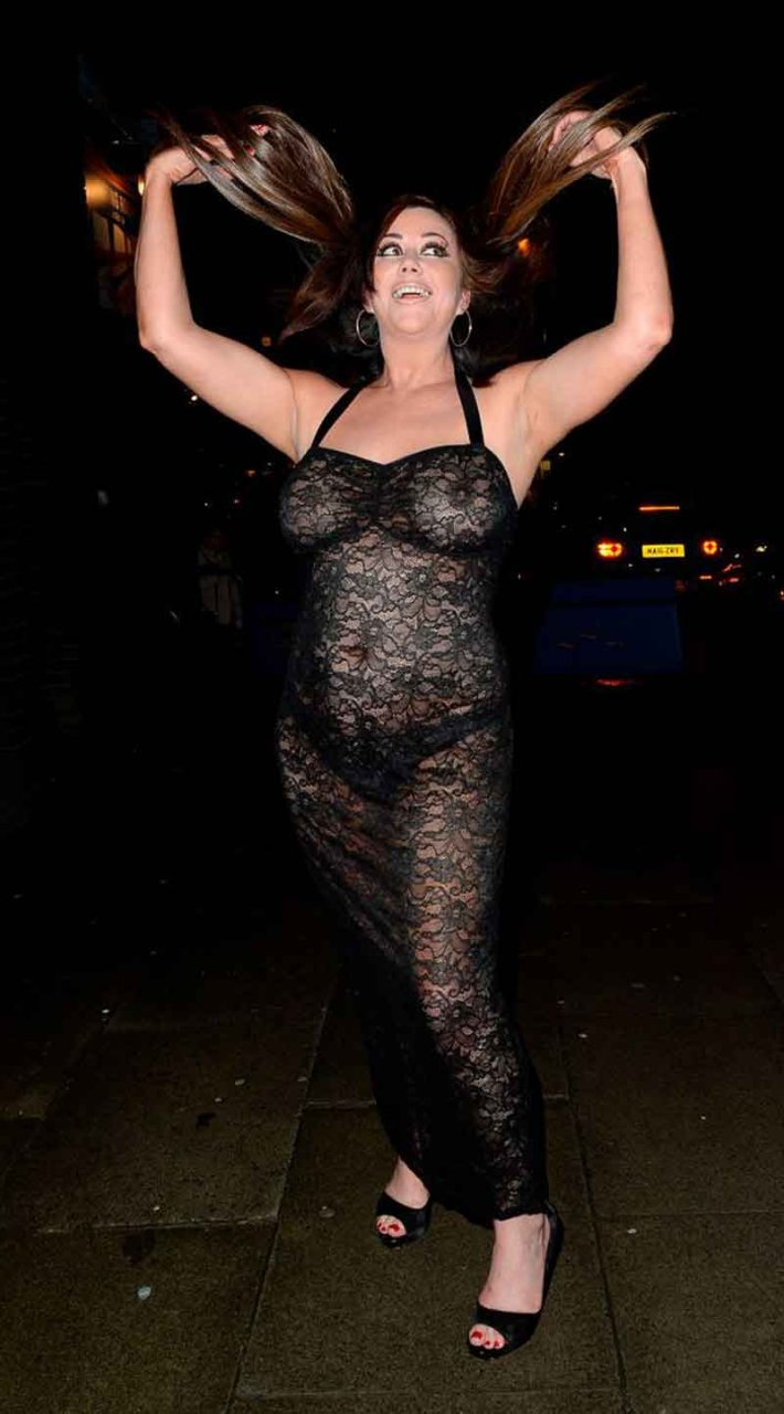 Lisa appleton braless 6 pics