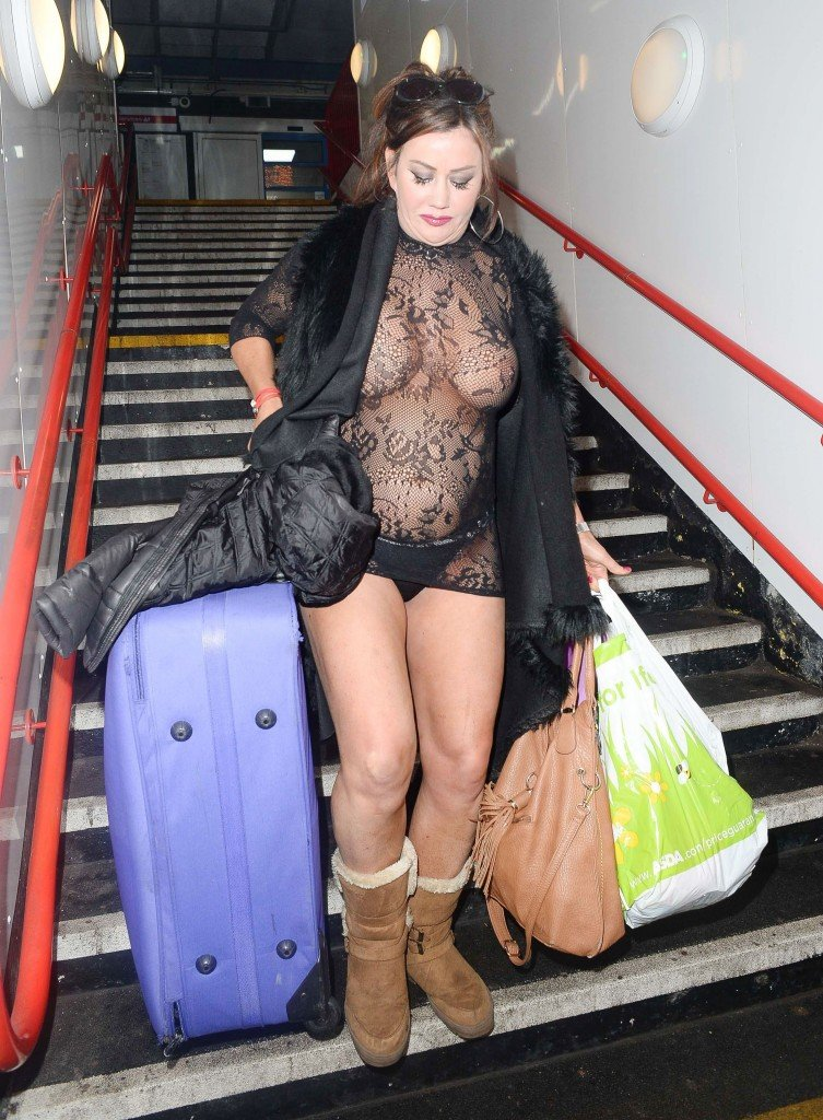 Lisa Appleton See Through 1
