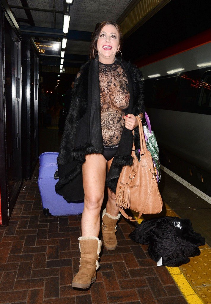 Lisa Appleton See Through 15