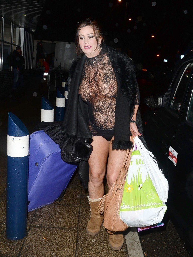 Lisa Appleton See Through 38