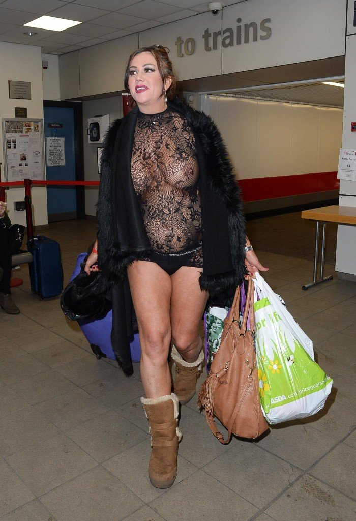 Lisa Appleton See Through 40