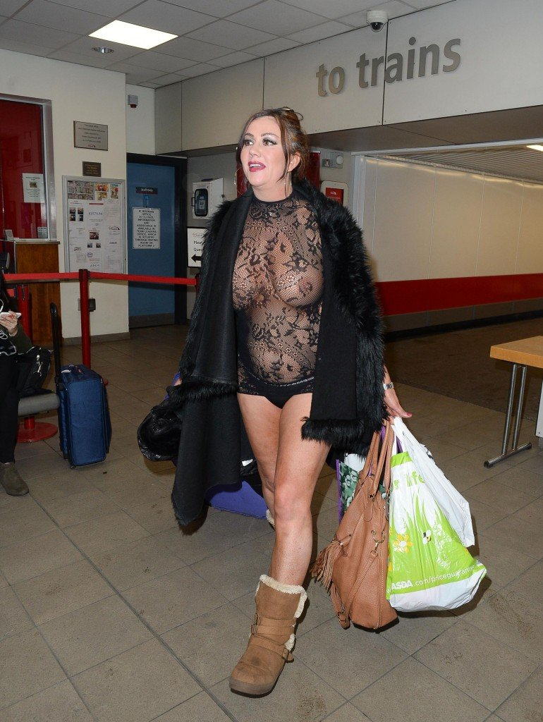 Lisa Appleton See Through 41