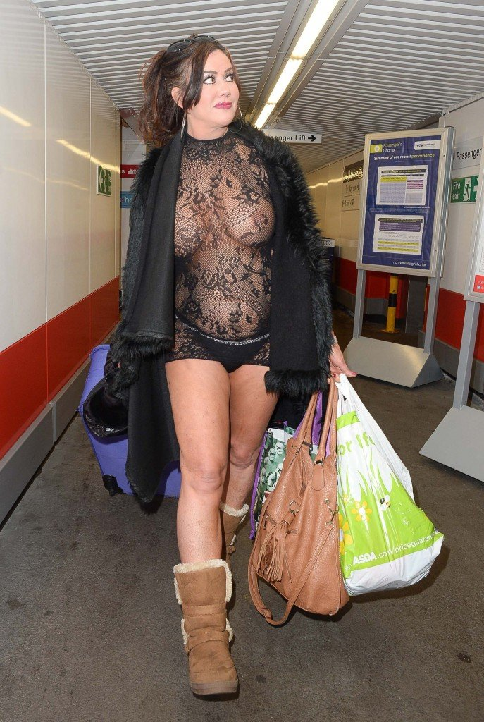 Lisa Appleton See Through 44