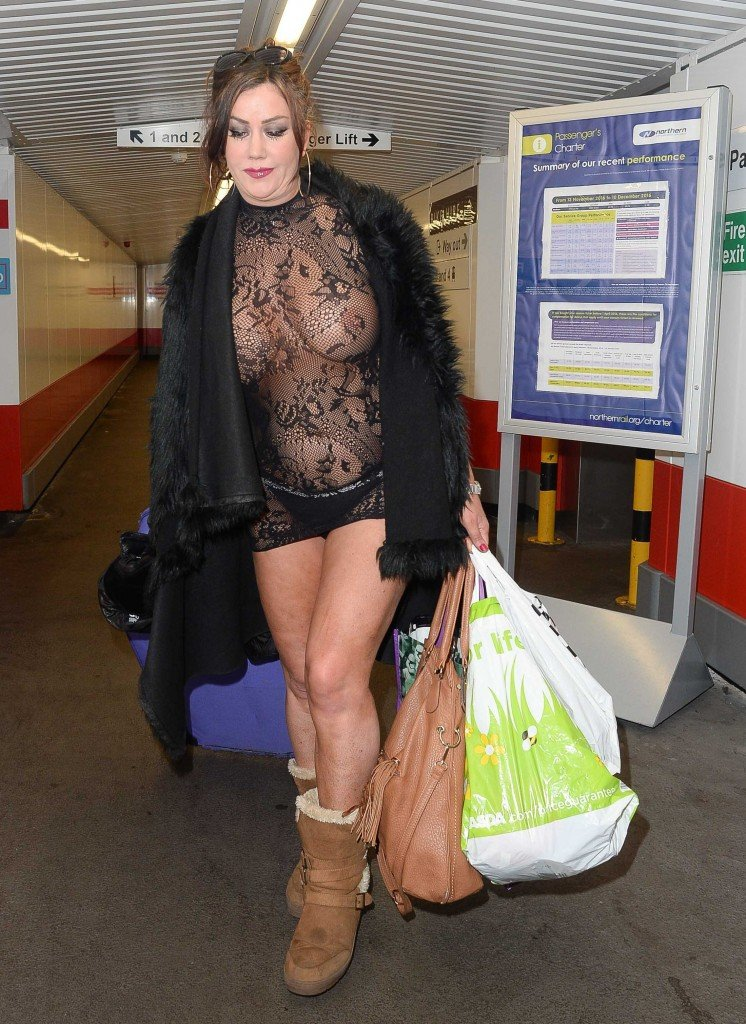 Lisa Appleton See Through 45