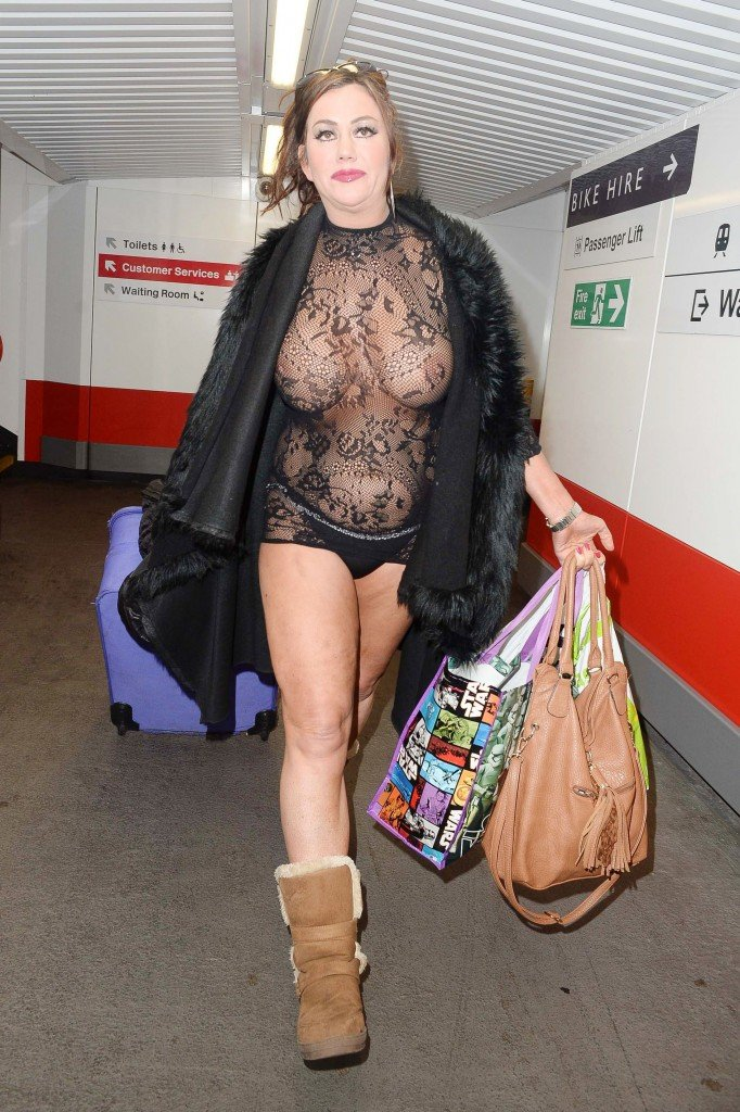 Lisa Appleton See Through 49