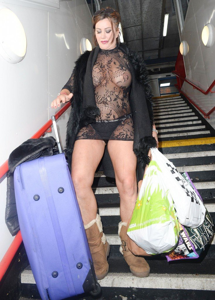 Lisa Appleton See Through 5