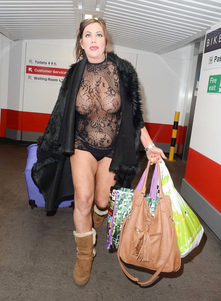 Lisa Appleton See Through 50
