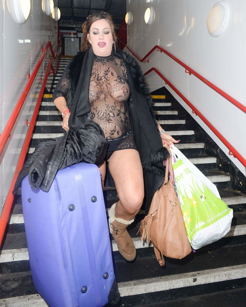 Lisa Appleton See Through 51