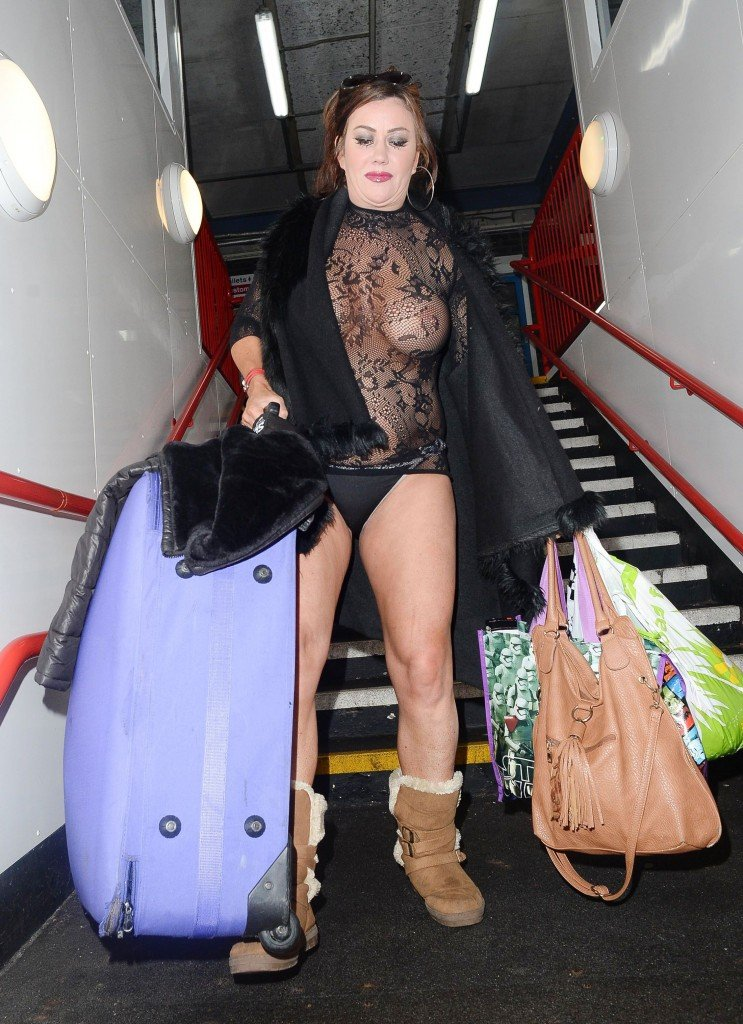 Lisa Appleton See Through 6