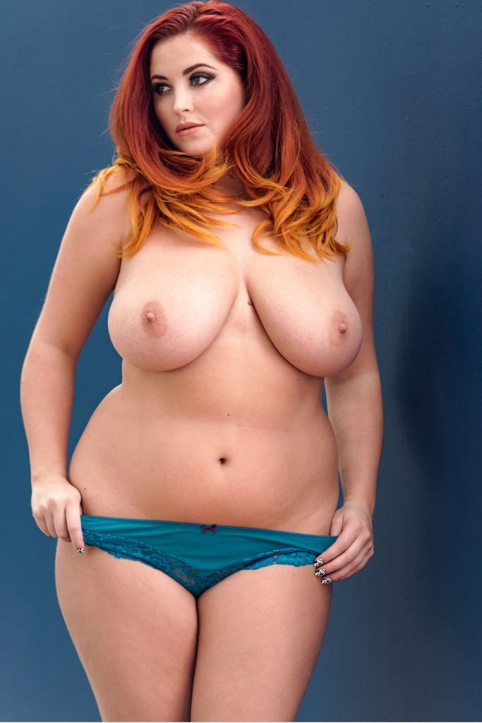 Lucy collett topless